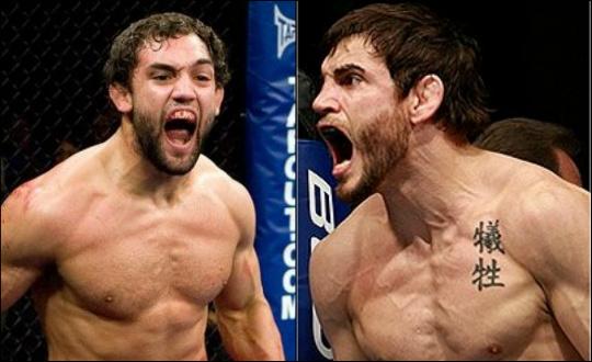 Jon Fitch vs. Johny Hendricks added to UFC 141