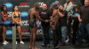 jon jones-rampage ufc 135 weigh-ins