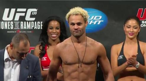 Koscheck vs. Pierce and Jorgensen vs. Barao added to UFC 143