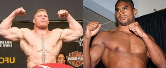 Report: Brock Lesnar vs. Alistair Overeem set for Dec. 30 ...
