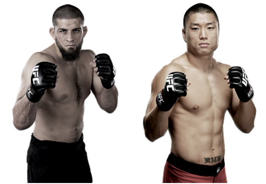 UFC Fight Night 25 preview: Court McGee vs. Dongi Yang