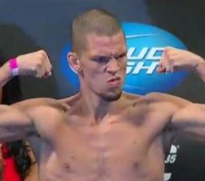 Nate Diaz is back b**ches; faces Rafael Dos Anjos in December