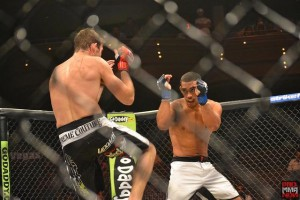 ryan couture-maka watson-strikeforce