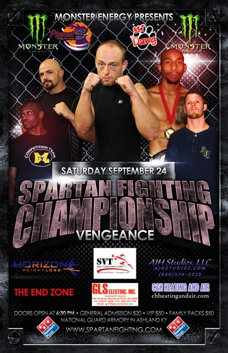 Spartan Fighting Championship 9 – results and play-by-play
