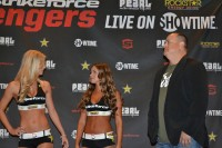 strikeforce challengers 19 weighins- coker-ring girls