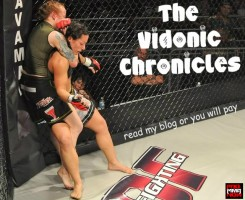 Patricia Vidonic female MMA fighter