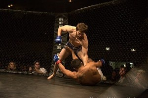 Photo courtesy of Blackmanmma.com
