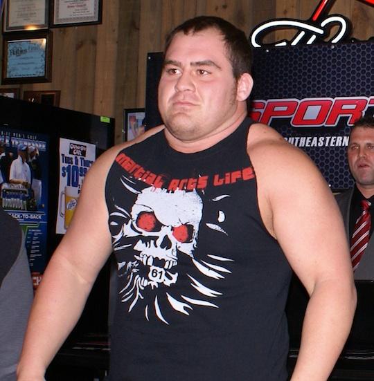 The Connection Athens Ga >> Scott Barrett talks fighting former training partner ...