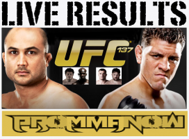 UFC 137 - LIVE RESULTS-prommanow