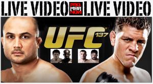 UFC 137 - LIVE VIDEO