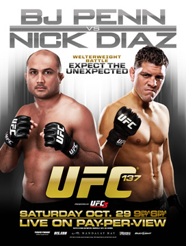 UFC 137 reaction: Immediate thoughts and commentary