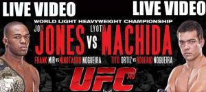UFC 140-LIVE VIDEO1