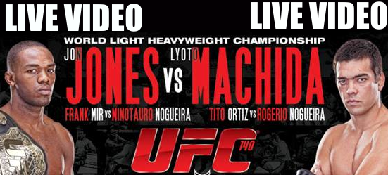 Watch tonight's UFC 140 post-fight press conference LIVE on ProMMAnow.com at 11:45 p.m. ET
