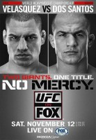 UFC on FoX-1_poster