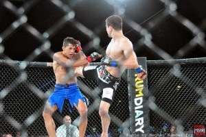 ed west body kick dantas