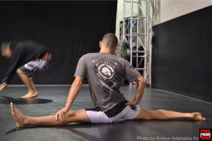 nick diaz splits