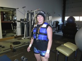 vidonic in weight vest