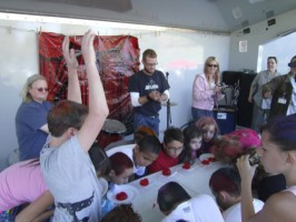 zombie brain eating contest kids
