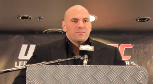 Dana White fires back at Rampage Jackson