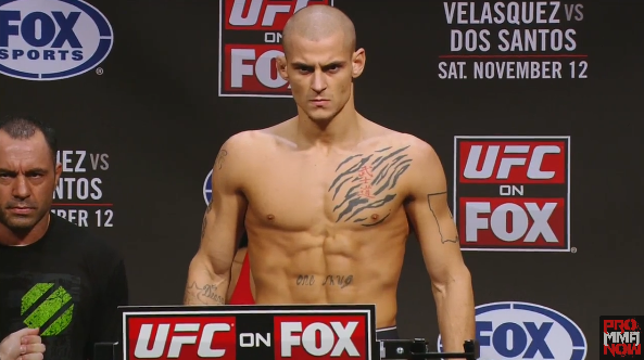 Poirier vs. Jung headline UFC on Fuel TV 3 at the Patriot Center on May 15