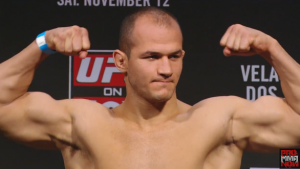 Former UFC Heavyweight champion Junior dos Santos
