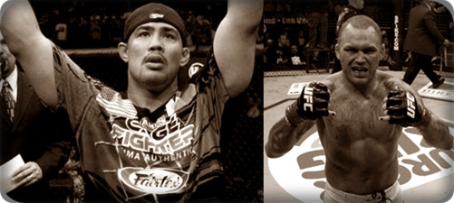 """UFC 138 preview: Mark Munoz looks to put the stamp on  Chris """"The Crippler"""" Leben"""