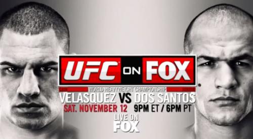 UFC on FOX reaction: Dos Santos and Velasquez delivered despite quick ending