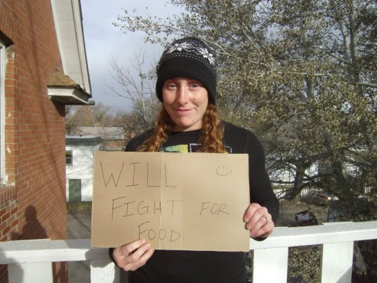 The Vidonic Chronicles: Will Fight for Food