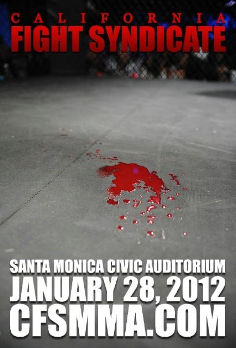 California Fight Syndicate LA: Rivalry