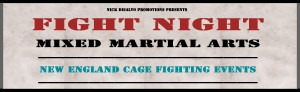 FIGHT NIGHT I in Lewiston, Maine 2/11/12