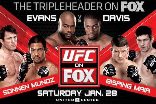 Watch today's UFC on FOX 2 press conference LIVE on ProMMAnow.com at 2 p.m. ET