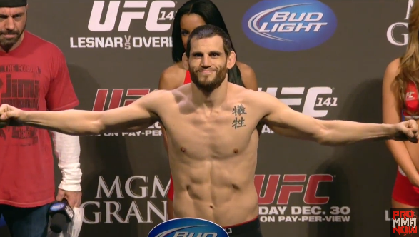 Jon Fitch: UFC title fight matchmaking 'sucks'