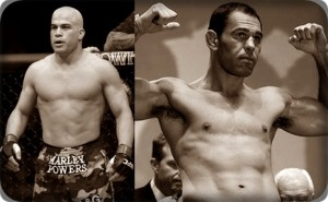Tito Ortiz(left) will face Antonio Rogerio Nogueira at UFC 140
