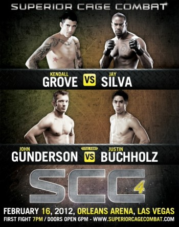 Three more fights announced for SCC 4