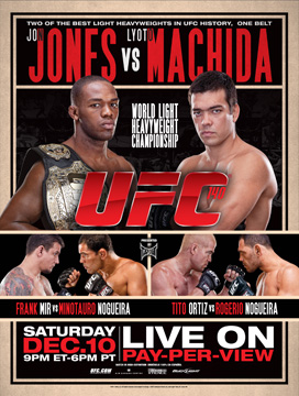 UFC 140 prelim bouts to air LIVE on ION Television and Facebook