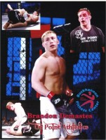 Top West Virginia prospect Brandon Demastes will make his professional MMA at XFC 16: High Stakes in Knoxville, TN.