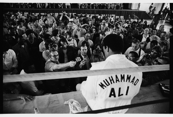 Apparel brand, Roots Of Fight, premiers with tribute to Muhammad Ali on the boxing legend's 70th birthday