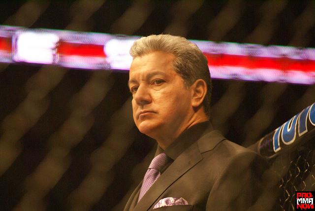 michael and bruce buffer relationship