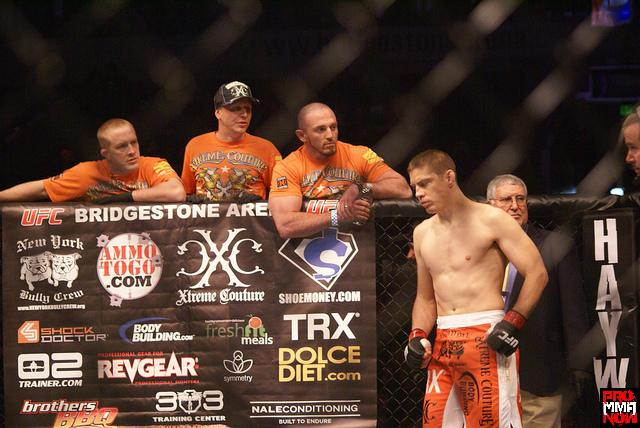 UFC on FUEL TV 5: Duane Ludwig vs. Che Mills slated for Nottingham