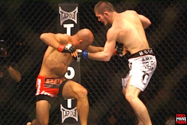 Khabib Nurmagomedov, UFC 160