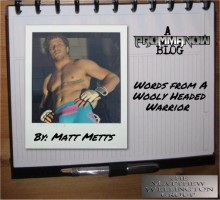Matt Metts will face Scott Holtzman at XFC 18 - Music City Mayhem, live on HDNet