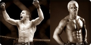 Jim Miller(left) will face Melvin Guillard at the UFC on FX event