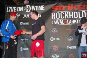 strikeforce rockholt 116