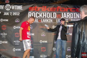 strikeforce rockholt 124