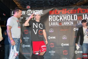 strikeforce rockholt 142