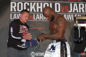 strikeforce rockholt 164