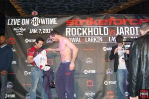 strikeforce rockholt 171