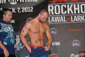 strikeforce rockholt 175