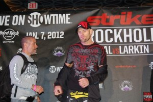 strikeforce rockholt 181