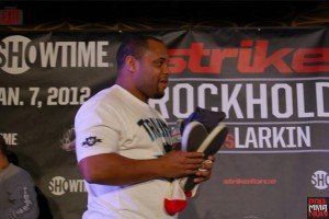 strikeforce rockholt 201